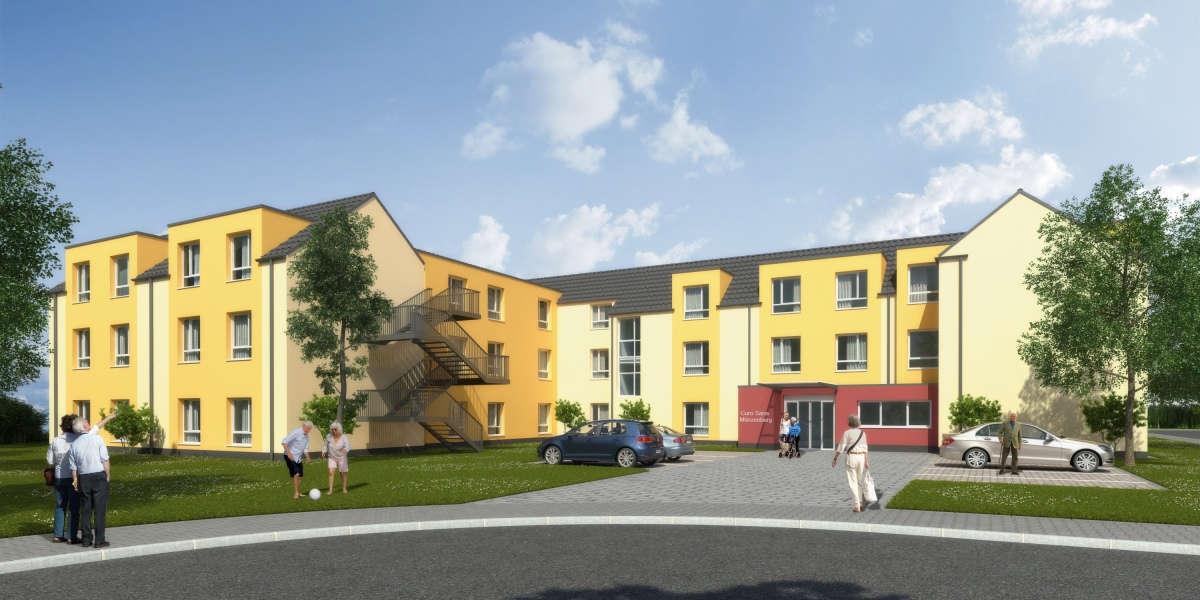 Pflegeimmobilien kaufen in Münzenberg-Gambach bei Giessen