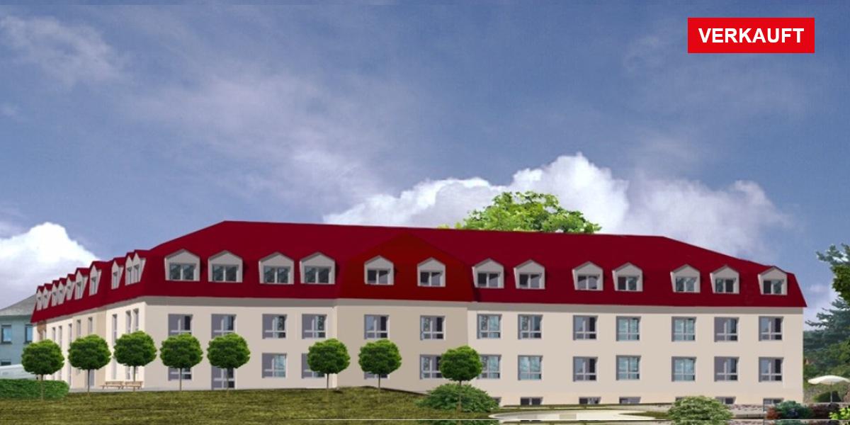 Visualisierung Pflegeimmobilie Grebenstein