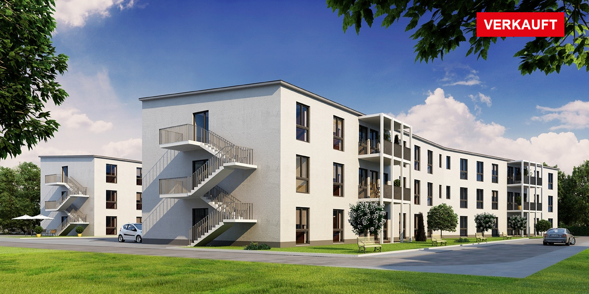 Visualisierung Pflegeimmobilie Limburg