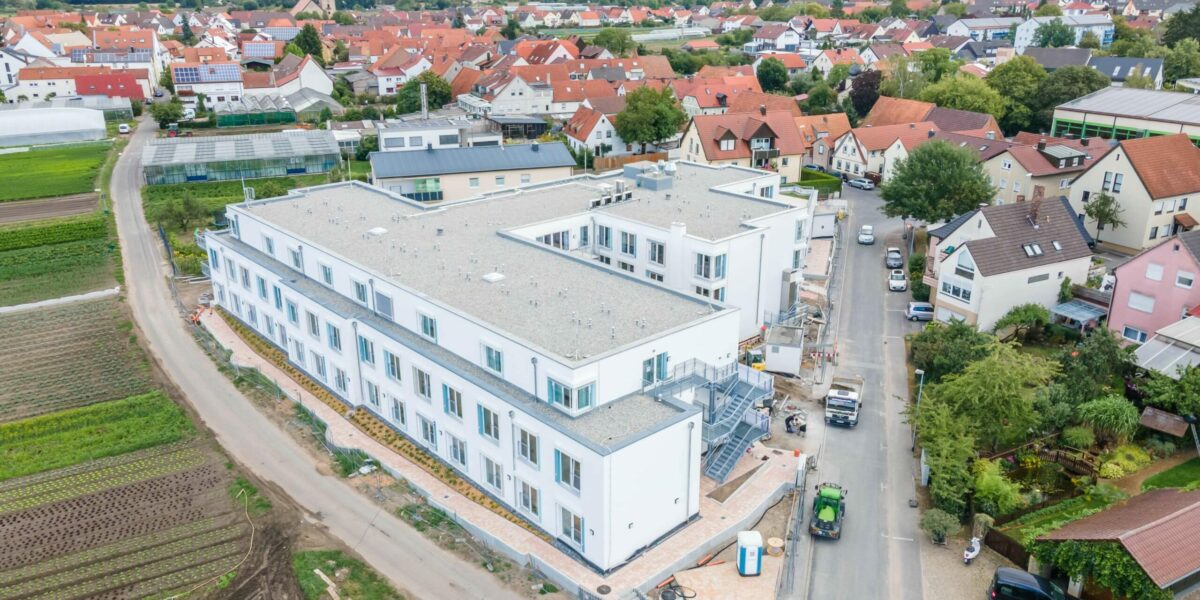Pflegeimmobilie Sennfeld Seite Oben
