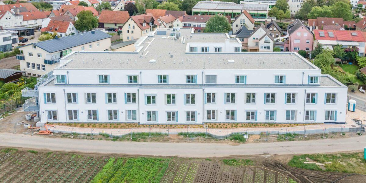 Pflegeimmobilie Sennfeld Seite