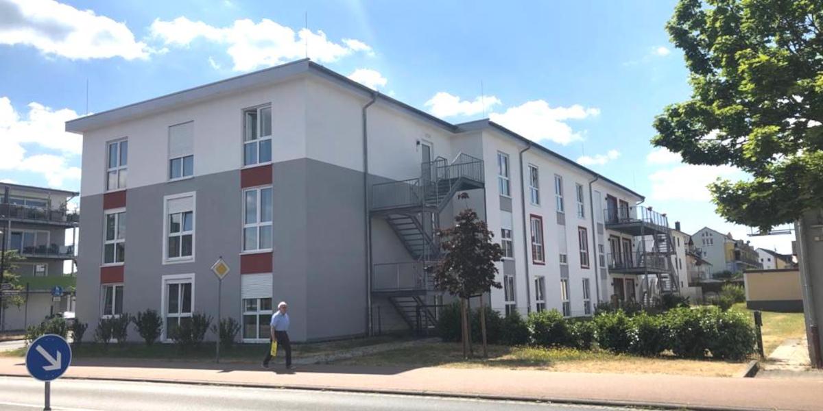 Aussenansicht Pflegeheim Limburg