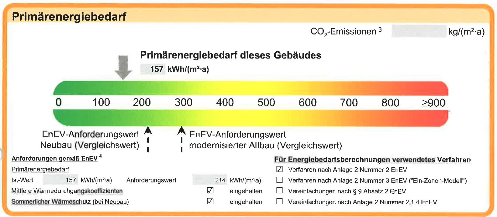 Bild Des Energiebedarfsausweis Tagespflege Münzenberg Gambach