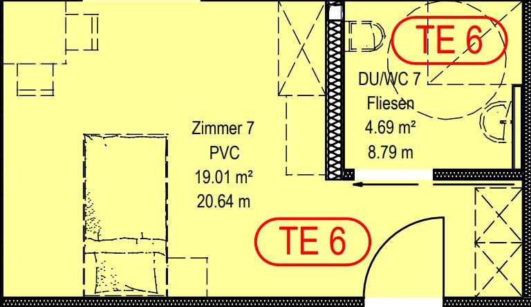 Musterappartement Einzelappartement Pflegeimmobilie Bei Limburg