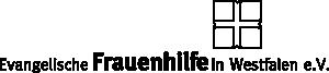 Pflegeheimbetreibert Logo Evangelische Frauenhilfe in Westefalen e.V.